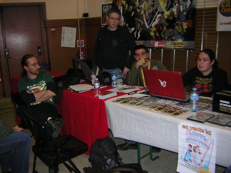 Lille Comics Festival Dscn5623