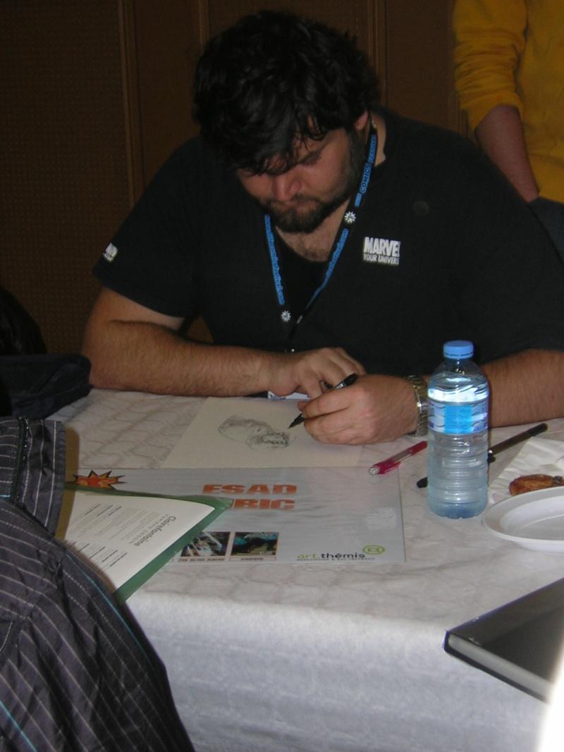 Lille Comics Festival Dscn5628