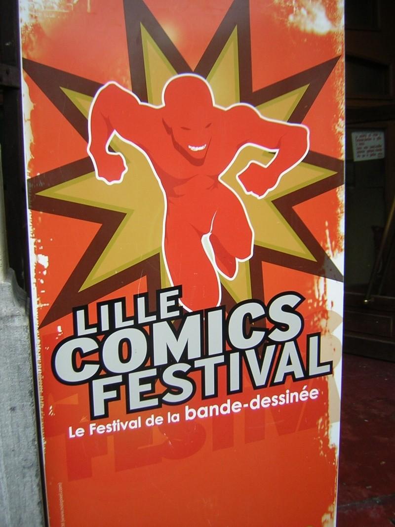 Lille Comics Festival Dscn5710