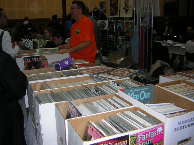 Lille Comics Festival Dscn5712