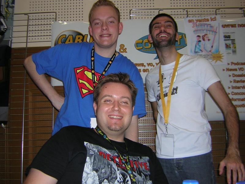 Lille Comics Festival Dscn5718