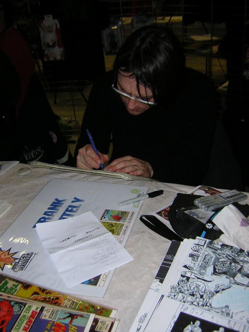 Lille Comics Festival Dscn5719