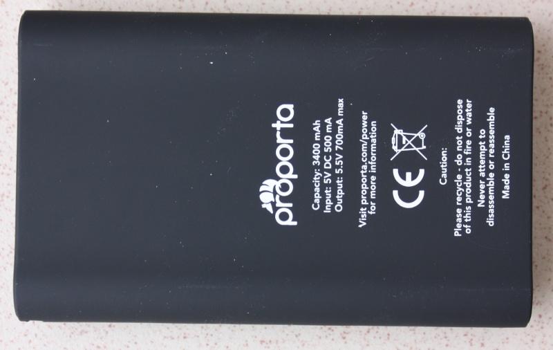 [PROPORTA] Test du TurboCharger USB 3400 : Rechargez où que vous soyez ! Img_9956