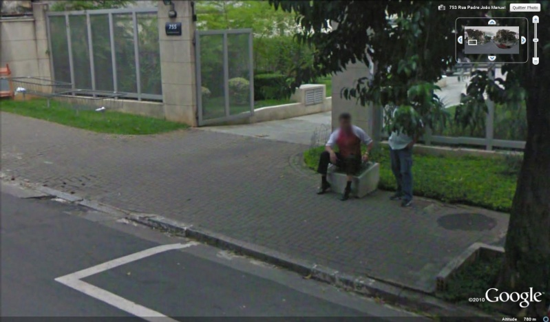 STREET VIEW : Comment coincer la bulle - Page 4 Chauss14