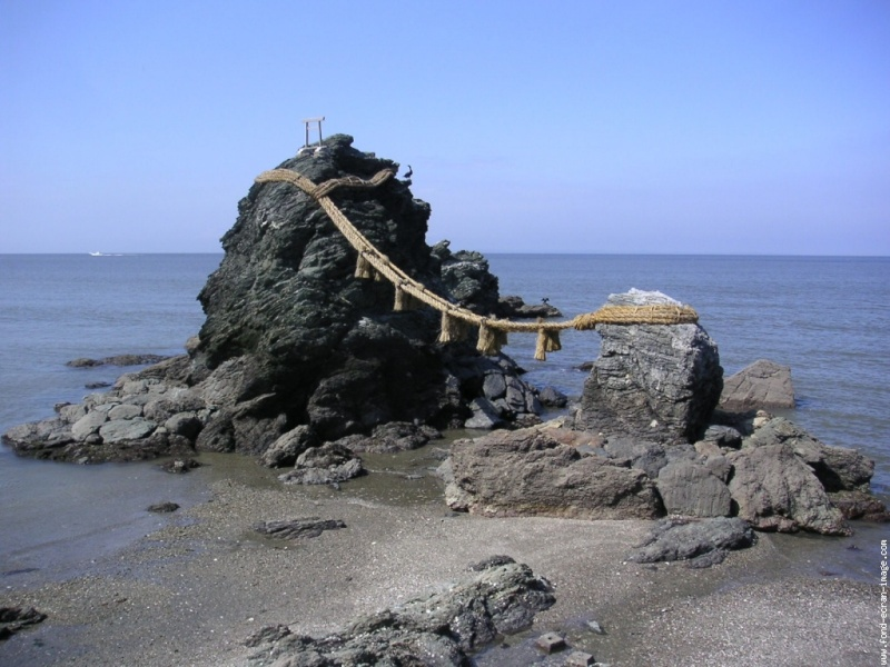 [Japon] - Les rochers mariés de Futami Japon_11