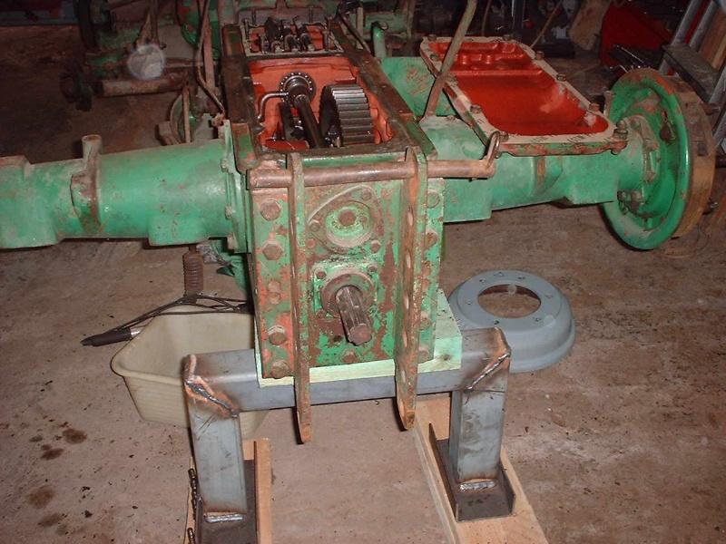 Un D25 en cours de restauration Dscf0031