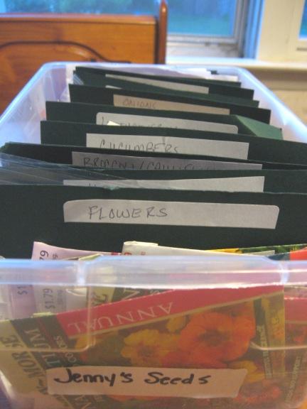 Wondering how folks organize their seeds? Jenny_12