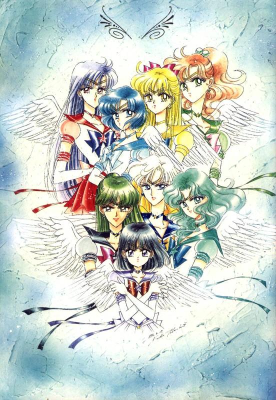 Las Sailor Scout Sailor12