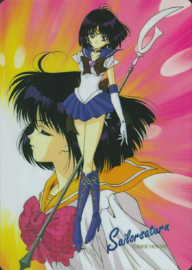 Hotaru Tomoe - Sailor Saturn Sailor14