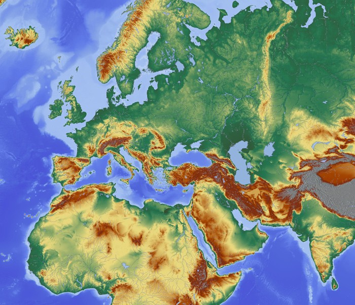 World Map Specifications Spqrsh10