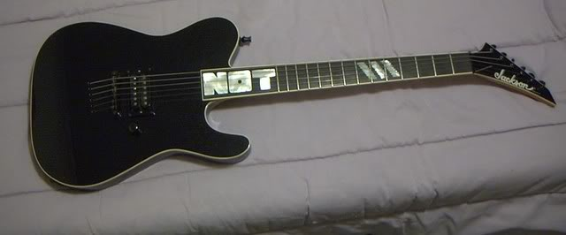 Jackson Anthrax Not10