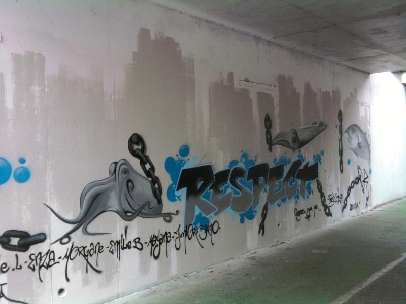 Poster un graffiti Respec10