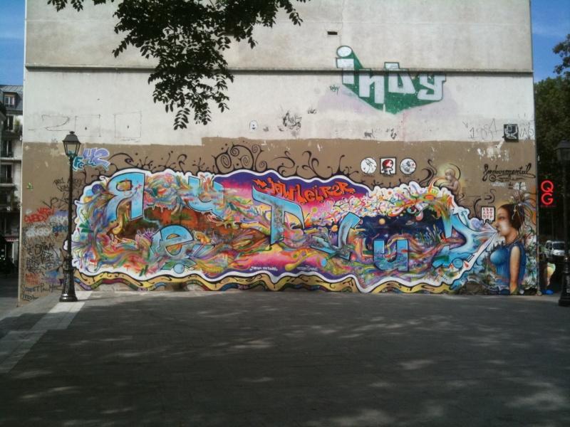 Poster un graffiti 05poul10