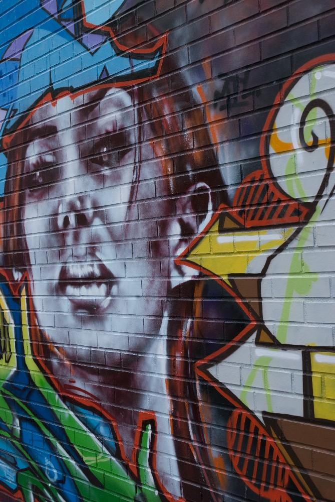 Poster un graffiti Haddad12