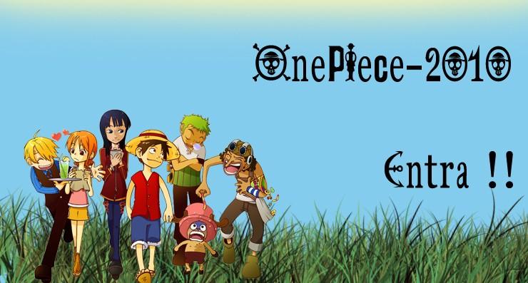 One Piece 2010