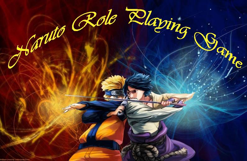 Naruto RPG textová hra