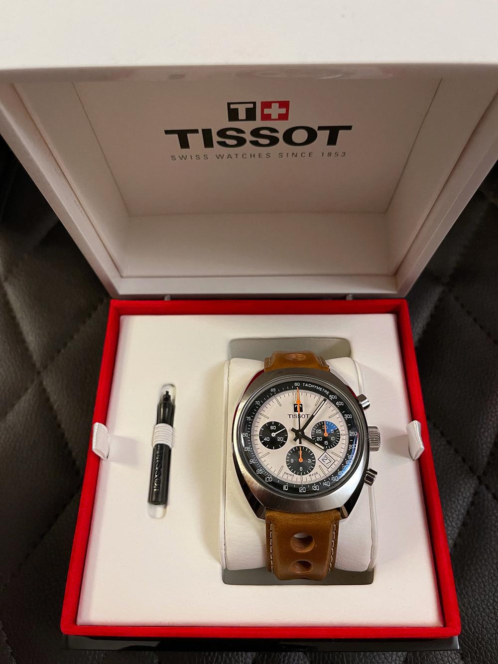 [Vendo] Tissot Heritage 1973 - Chrono Automático Img_4315