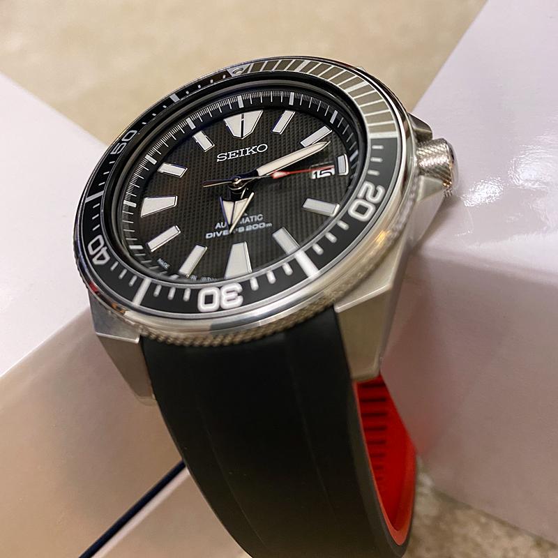 [Vendido] Seiko Samurai Prospex 200M Diver Automatic SRPB51J1 Made in Japan Img_7111