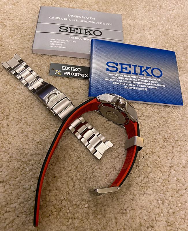 [Vendido] Seiko Samurai Prospex 200M Diver Automatic SRPB51J1 Made in Japan Img_7113