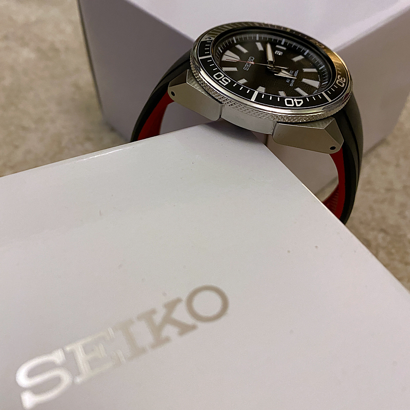 [Vendido] Seiko Samurai Prospex 200M Diver Automatic SRPB51J1 Made in Japan Img_7114