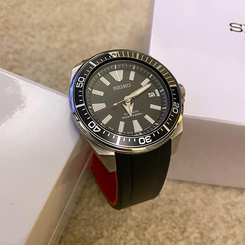 [Vendido] Seiko Samurai Prospex 200M Diver Automatic SRPB51J1 Made in Japan Img_7116