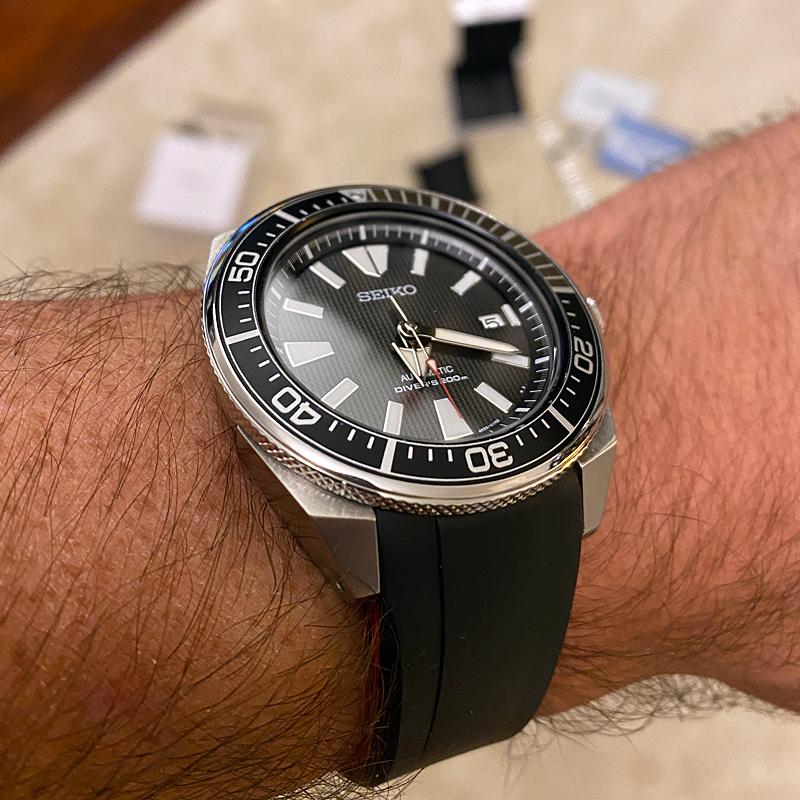 [Vendido] Seiko Samurai Prospex 200M Diver Automatic SRPB51J1 Made in Japan Img_7211