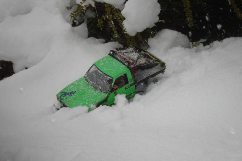 grenn kilux dans la neige  Dsc09512