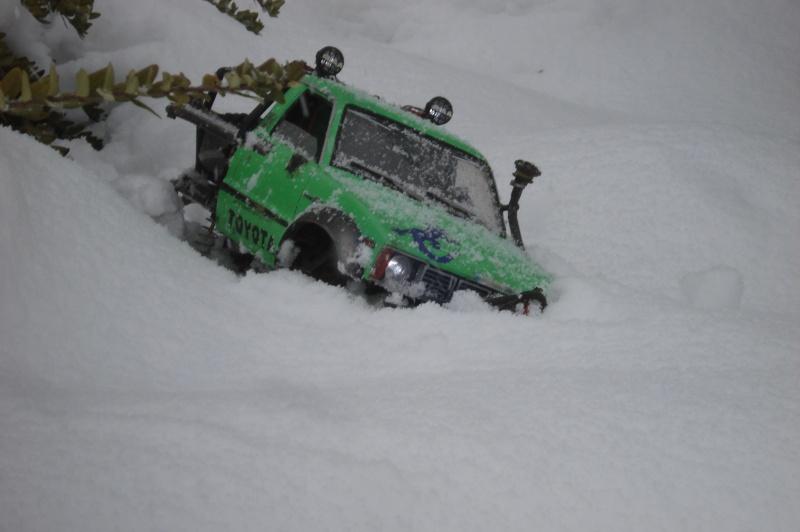grenn kilux dans la neige  Dsc09513
