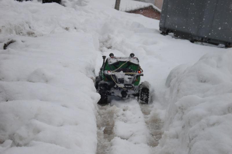 grenn kilux dans la neige  Dsc09611