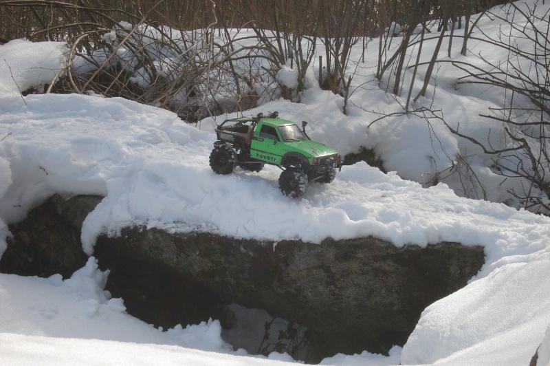 grenn kilux dans la neige  Dsc09615