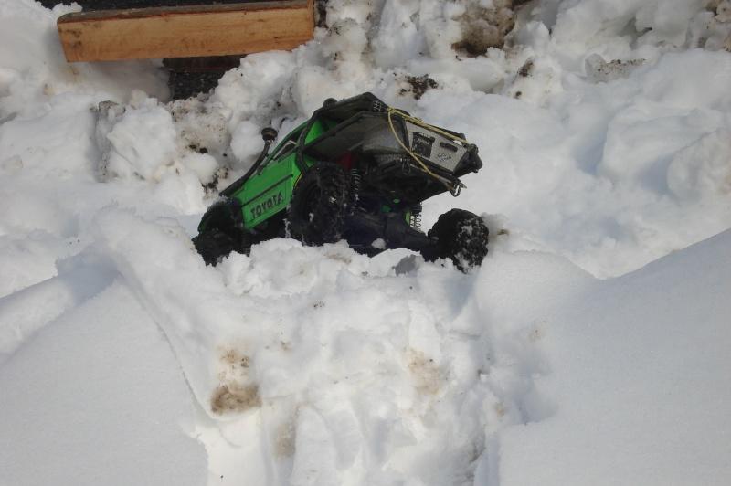 grenn kilux dans la neige  Dsc09616