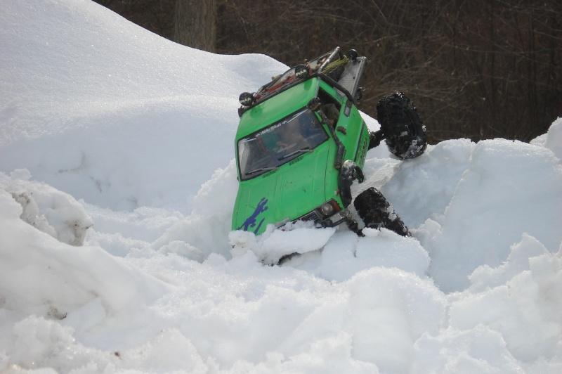 grenn kilux dans la neige  Dsc09617