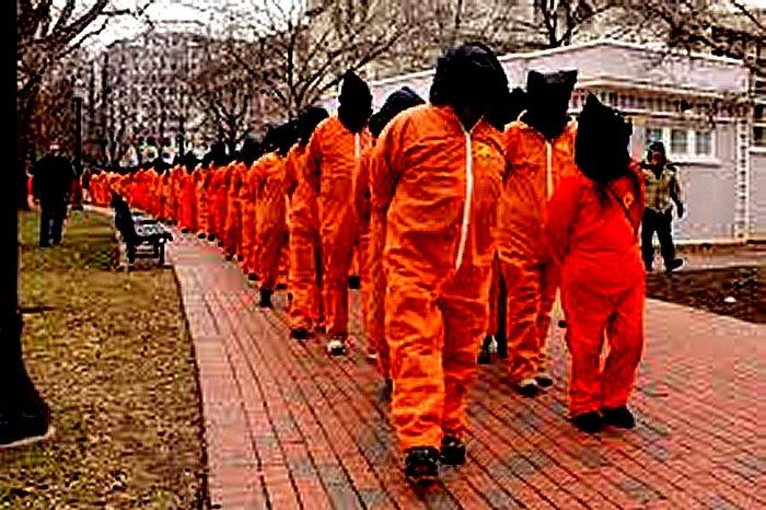 حقوق الإنسان في أمريكا عبارة عن منجم دائم Mimoun25