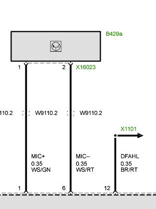 [ BMW e61 530D M57N an 2005 ] Commande vocales en 2nd monte Sans_t11