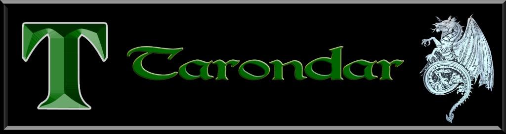 Tarondar Faction Forum