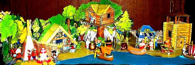Astérix kinder 1997 P7150010