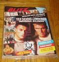 Portadas - Magazines de Dolph Lundgren Blitz210