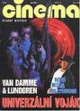 Portadas - Magazines de Dolph Lundgren Cinema11