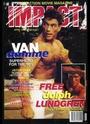 Portadas - Magazines de Dolph Lundgren Impact10