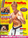 Portadas - Magazines de Dolph Lundgren Karate11