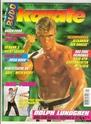 Portadas - Magazines de Dolph Lundgren Karate12