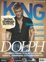 Portadas - Magazines de Dolph Lundgren King2010