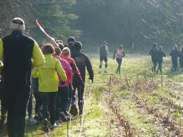 Trail de l'Igue (Crégols), 12/12/2010 Groupe11