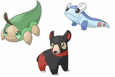 pokémon noir et blanc (derniere info) 23363810