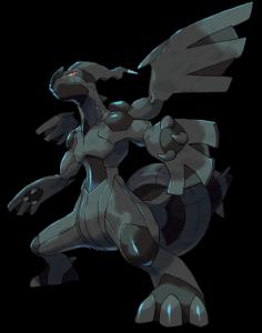 je fait des fusion de pokémon Zekrom11
