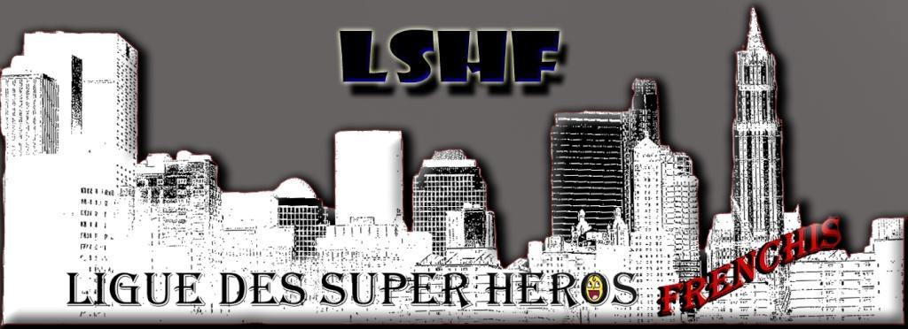 Ligue des Super Héros Frenchis Superh10