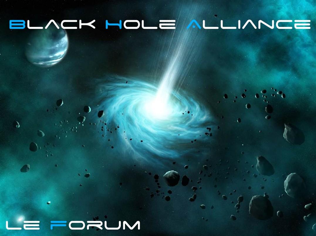 Black Hole Alliance