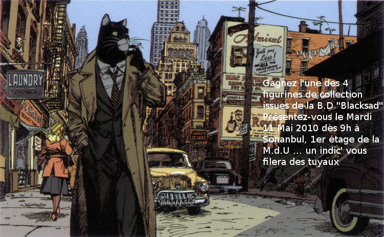 Jeu Blacksad Blacks10