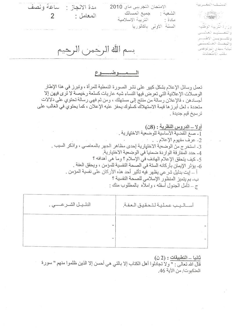 [SALON] • Examen Expérimental • E_i_110