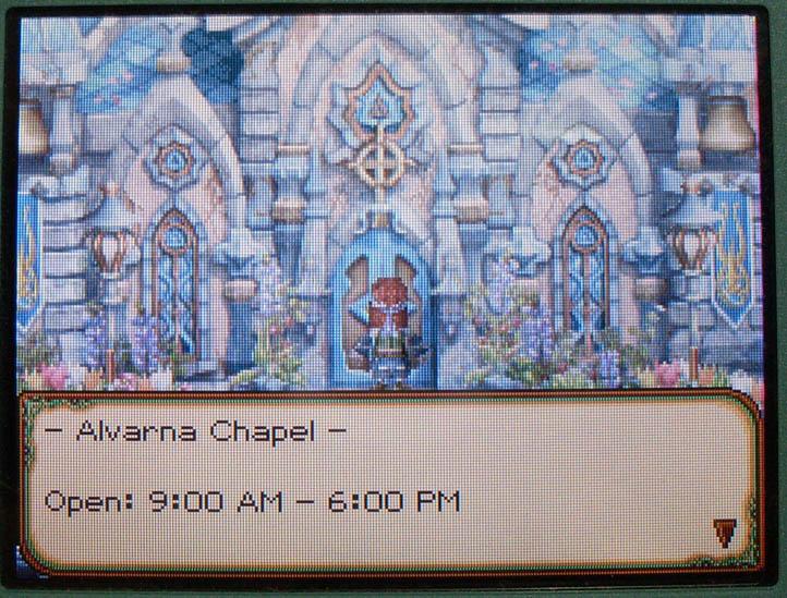 Le village Chapel10